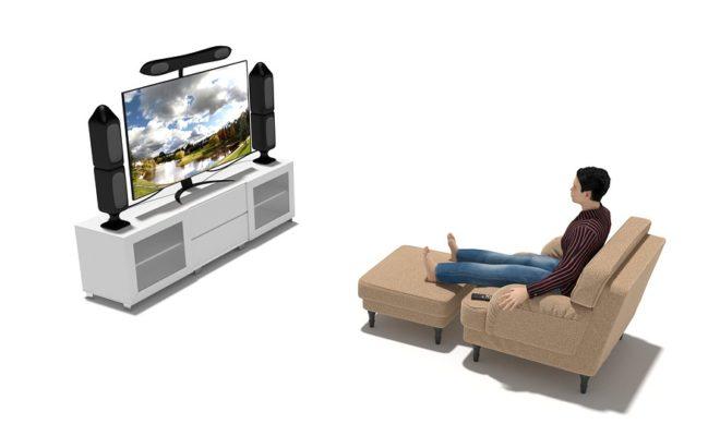 テレビ, 見ます