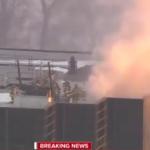 【動画】トランプタワーで火災はいつ?火事の原因や炎上の理由は?トランプは無事?