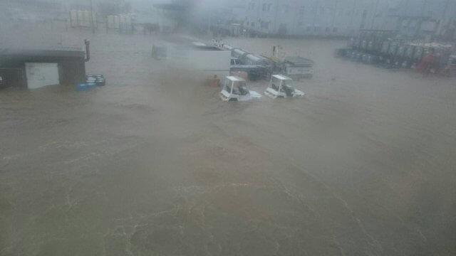 台風21号で関空が水没!浸水被害画像のまとめ 復旧はいつ ...